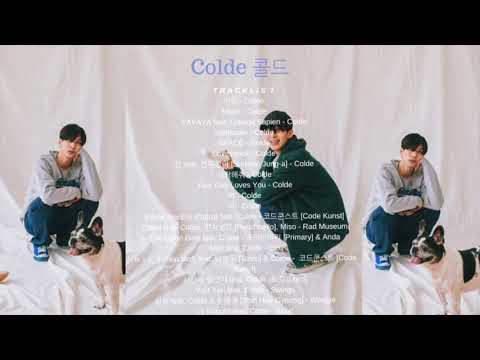 colde (콜드) /artist playlist