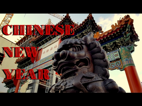 Chinese New Year Adventure