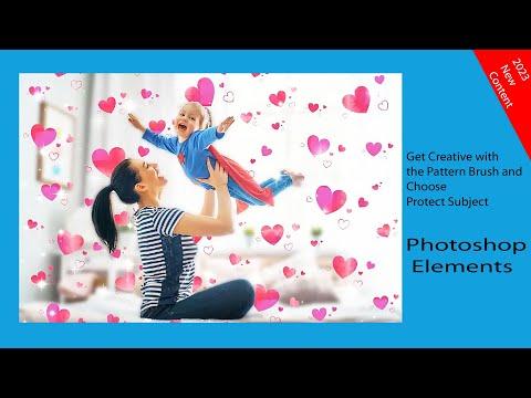 Pattern Brush - PSE 2020