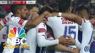 Pachuca derrota a Tigres 2-1 en la jornada 13 del Torneo Clausura 2016   Liga MX   NBC Deportes