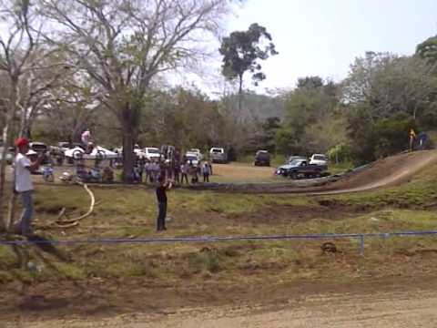 Carrera De Motocross Santa Ana Peten Pista