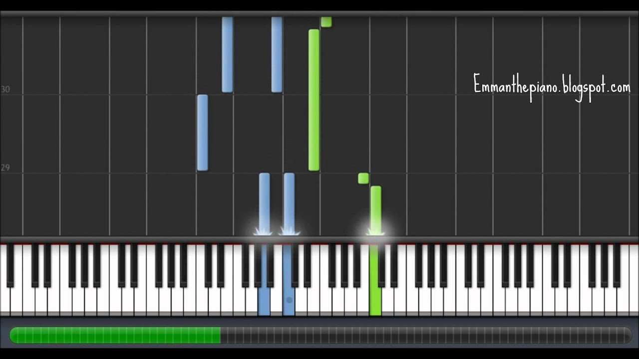 How To Play Yann Tiersen La Valse Damélie Easy On Piano 100