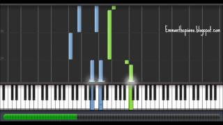 (How to Play) Yann Tiersen - La Valse d