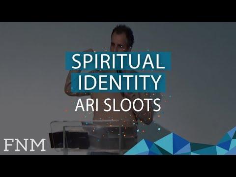 Ari Sloots: Spiritual Identity_ Friday Night Meeting 07 July 2017