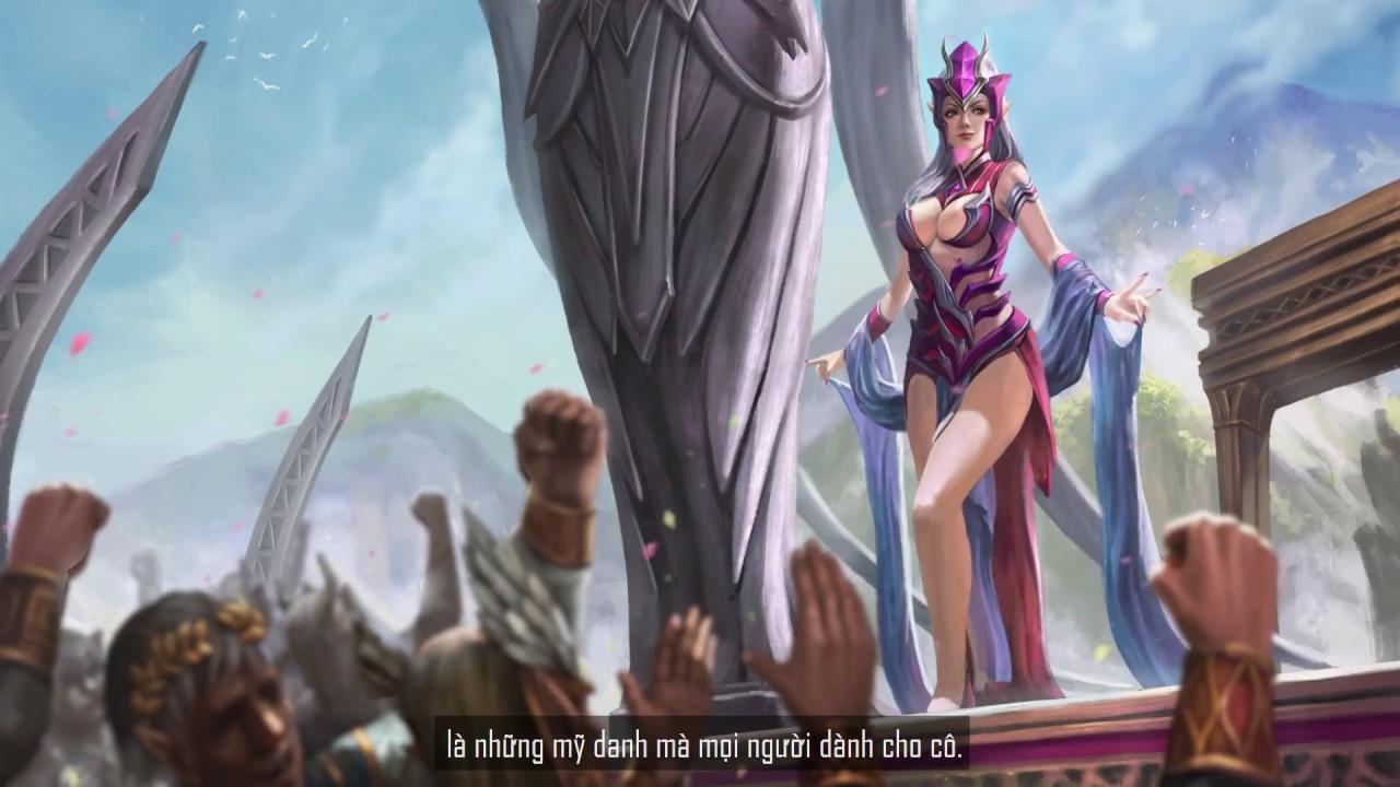 [Cốt truyện] Marja: Tình yêu và hận thù - Garena Liên Quân Mobile