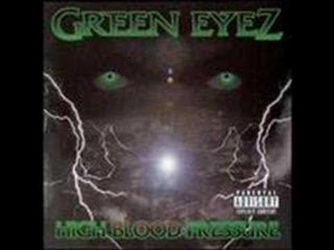 green eyez - in 2 deep