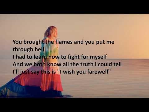 Praying - Kesha (Lyrics VIdeo)