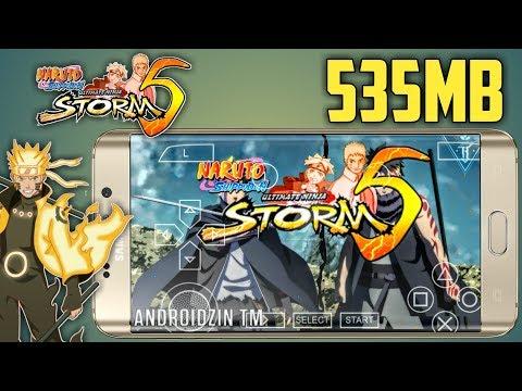 Download Naruto Shippuden Ultimate Ninja Storm 5 Mod On Android