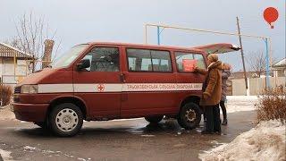 Микроавтобус вместо мопеда. Волонтерский подарок для Трехизбенской амбулатории(, 2016-12-29T22:29:11.000Z)