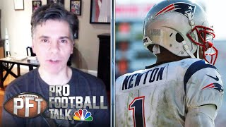 PFTPM: NFL game-day protocols detailed, Cam Newton's incentives analyzed (FULL EPISODE) | NBC Sports