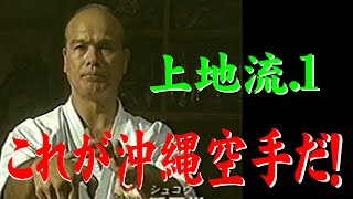 Repeat youtube video これが沖縄空手だ!part 1 (This is Okinawa Karate!  ) 驚異の鍛錬方法 (上地流)
