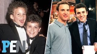 Ben & Fred Savage: Meet The Parents Who Raised The Iconic TV Stars | PEN | Entertainment Weekly