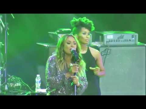 Joe And Tamia Live in Manila (09March2018) - Tamia Prod2 [FanCam]