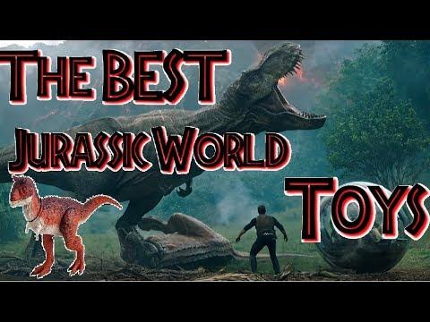 Top 10 BEST Jurassic World Fallen Kingdom Toys
