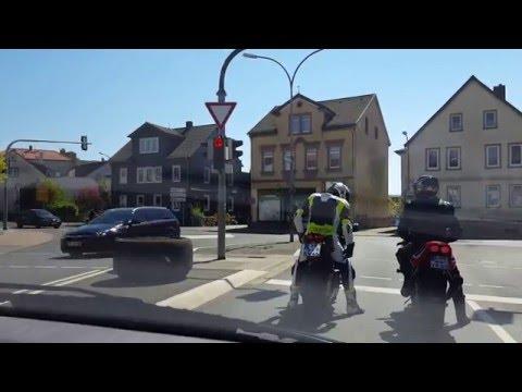 A Sunny Springtime Drive Through Central Germany