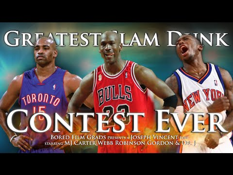 BEST Slam Dunk Contest Ever