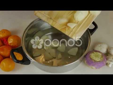 Cooking Potatoes