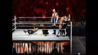 wwe 2k15 all star RR (lets play video)