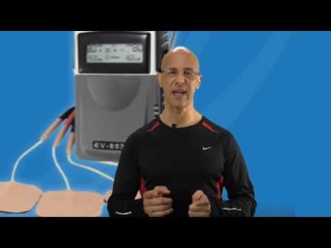 How a TENS Unit Works to Relieve Neck/Back Pain, Pinched Nerve, Herniated Disc - Dr Mandell