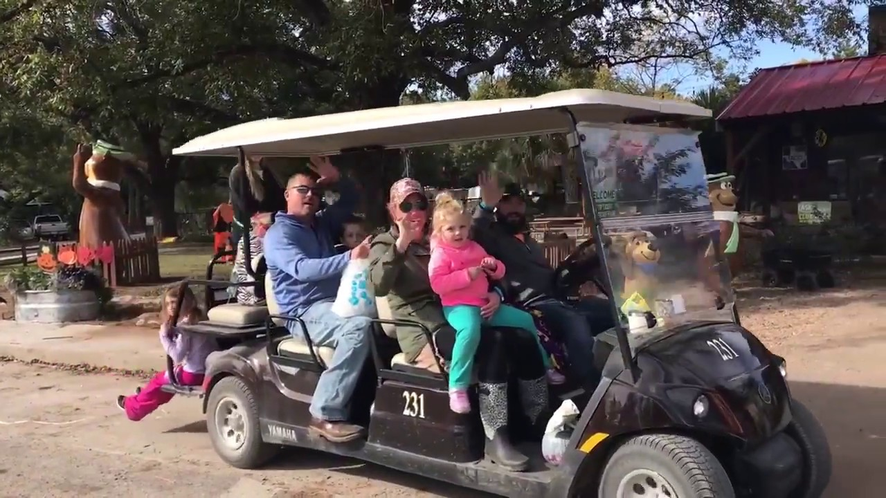 Golf Cart Rentals - North Texas Jellystone Park™