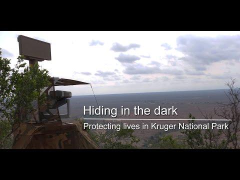 Hiding in the dark: Saving lives in Kruger National Park