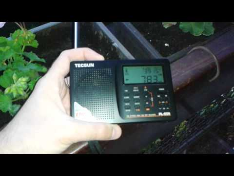 783 khz SRTV Radio Damascus in Sombor Vojvodina, Serbia 28.7.17