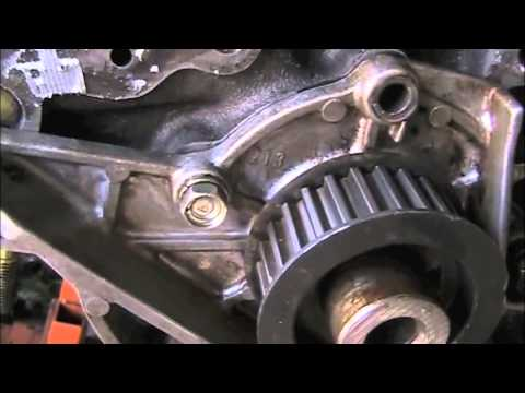Part 2 Isuzu Rodeo Trooper 3 2 3 5 Timing Belt Replacement