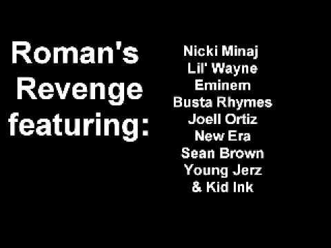 Nicki Minaj - Roman's Revenge (ft. Lil Wayne, Eminem, Busta, J.Ortiz, New Era, & Tha Alumni)
