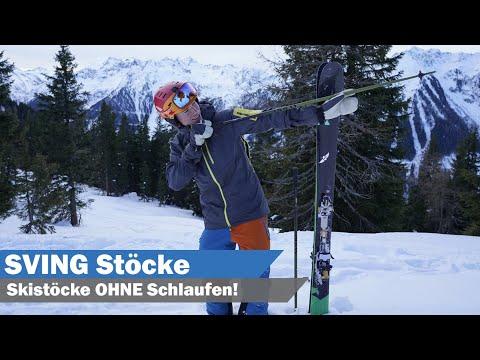// SVING | Skistöcke ohne Schlaufe