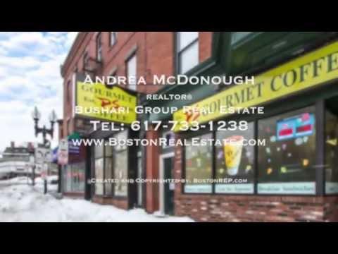 104 Dorchester Street, Unit R4, South Boston MA - Andrea McDonough - Tel 617-733-1238