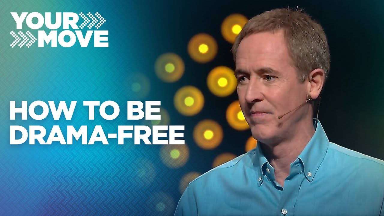 How To Be Drama-Free | Single Episode