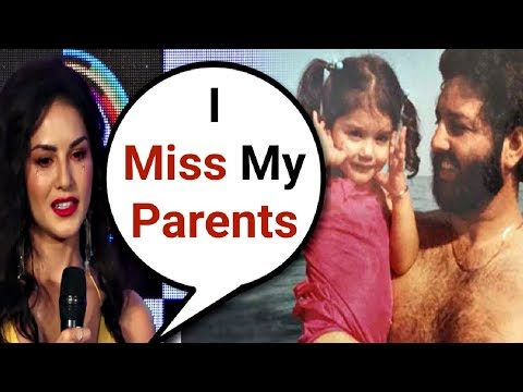 Sunny Leone Gets Emotional While Talking About Her Parents Mp3