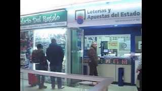 Madrid vía Málaga,con el bus