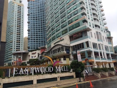 Eastwood Mall Overview Libis Quezon City by HourPhilippines.com