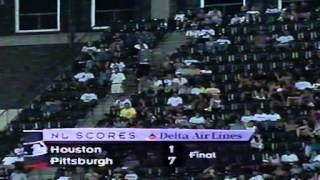 9-19-98 Braves vs Diamondbacks