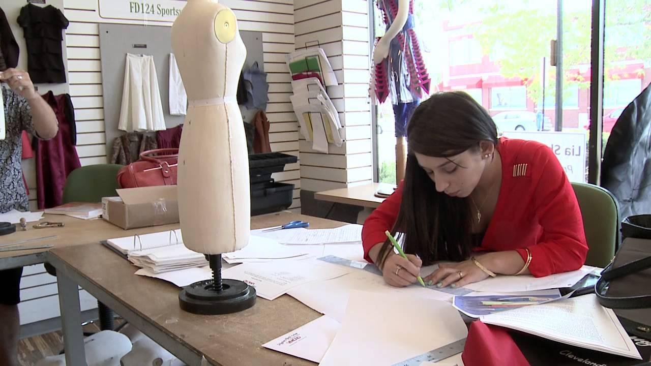 Fashion Design At Virginia Marti College Of Art And Design Youtube
