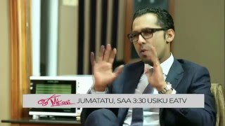 Mkasi Weekly Promo with Mohammed Dewji