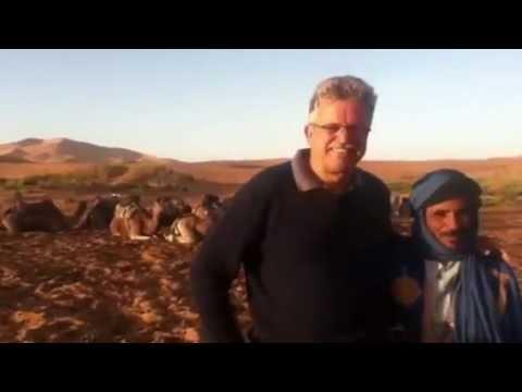 Day 8: Sahara Camp to Todra Gorge (Morocco, October 2012)