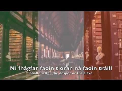 National Anthem: Ireland - Amhrán na bhFiann