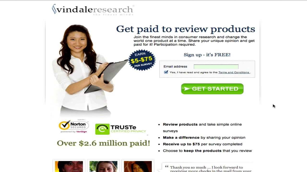 Get paid to review products + Get Paid to Take Surveys - YouTube