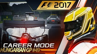 F1 2017 Career Mode Part 49: Fernando is Back