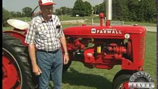 1951 International Harvester Farmall Super C - Classic Tractor Fever TV