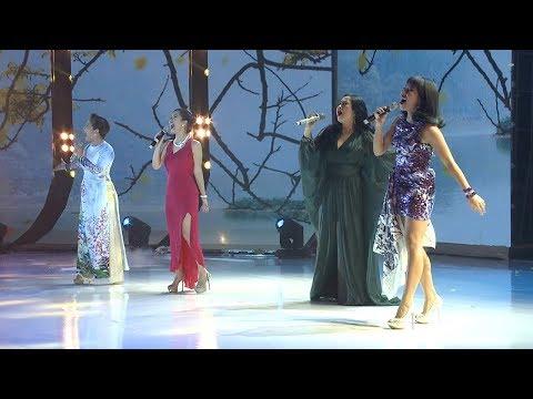 4 nữ Diva hàng đầu Việt Nam thăng hoa trong Liên khúc về Hà Nội