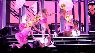 Kylie Minogue - Got to Be Certain (part of) live @ Budapest Arena, Hungary 2014.10.18