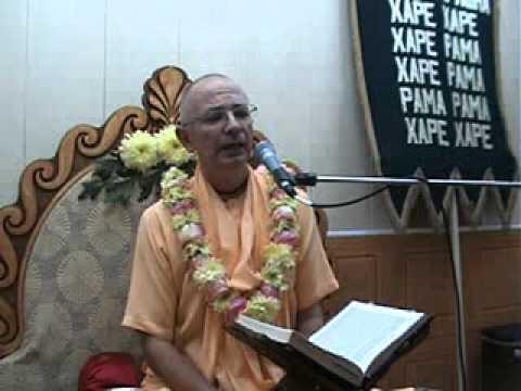 Шримад Бхагаватам 3.5.37-38 - Бхакти Вигьяна Госвами