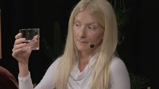 Interview: Part 1 // Jonna Lee of iamamiwhoami @ Studio PSL, SVT