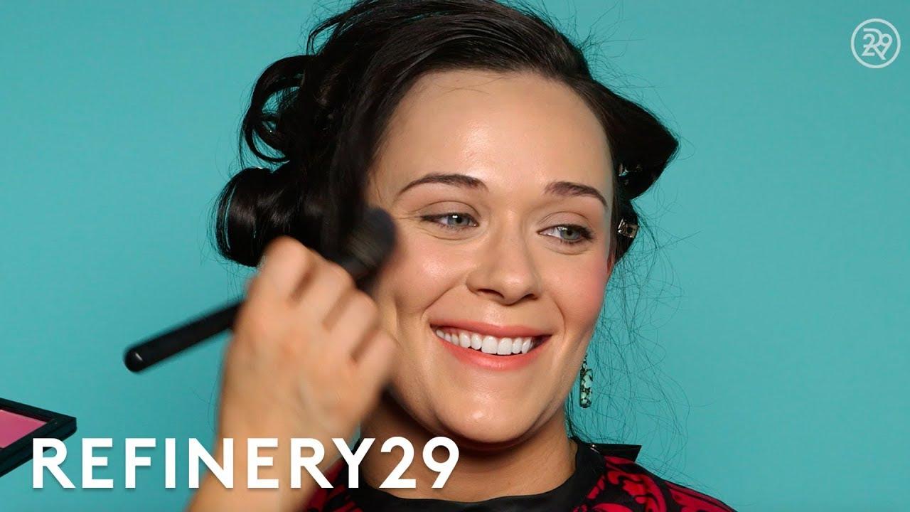 I Got Transformed Into Katy Perry | Beauty Evolution ...