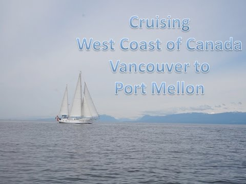 Sailing to Port Mellon