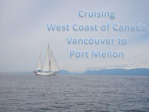 Sailing to Port Mellon