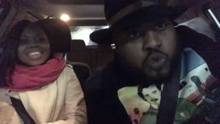 QUEENZFLIP & JAZ THE RAPPER - UDUBB RECAP & BATTLE RAP IS DYING RANT